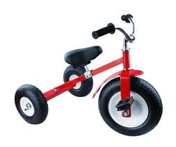 Speedway All Terrain Red Tricycle Pneumatic Knobby Tires Chi