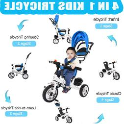 Baby Stroller Tricycle For 2 Year Old Kid Bike Toddler Bicyc