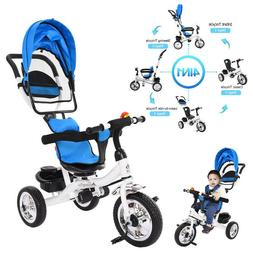 Baby Stroller Tricycle For 2 Years Old Kid Bike Toddler Bicy