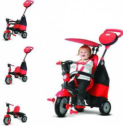 SmarTrike Baby Tricycle 4 in 1 Change Push to Pedal Ride On