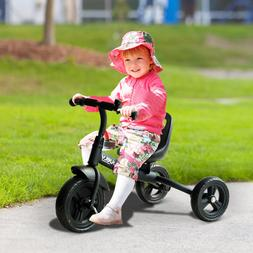 Baby Tricycle Toddler Trike Bike Ride On Steel Frame Kids Ac
