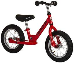 "Schwinn Balance Bike, 12"" Wheels, Red"