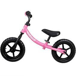 JOYSTAR Balance Bike for 1.5-5 Years Old Girls, Toddler Push