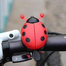 Bicycle Bell Ringer - Cute Ladybug Bicycle Bell Ringer for K