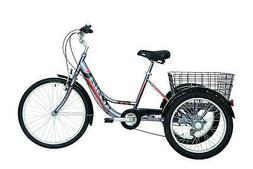 Bicycle Atala Cargo Unisex 2020 3 Wheels Tricycle for Adults