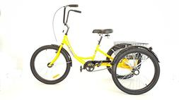 TRUE BICYCLES CARRY ALL INDUSTRIAL TRICYLE