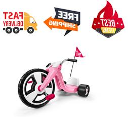 "Big Flyer Sport, Chopper Tricycle, 16"" Front Wheel, Pink, Ou"