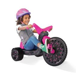 Big Wheel The Original 16in Racer Classic Girls PINK Three W