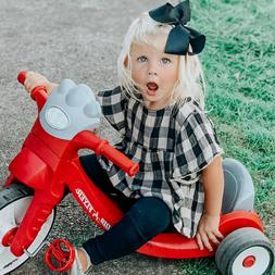 Big Wheels For Kids Tricycle Boys Red 16 Front Wheel Low Sea