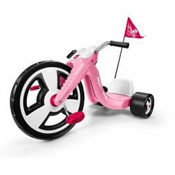"Big Wheels For Kids Tricycle Girls Pink 16"" Thick Pedal Fron"