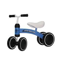 Birth Balance Bike, No Foot Pedal Toddler Trike Baby Bicycle