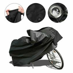 Bike Cover Adult Tricycle Cover Outdoor Bicycle Storage Wate