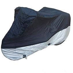 MOPHOTO Bike Cover Adult Tricycle Cover for Outdoor Bicycle