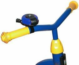 Kettler Bike Handlebar Bell Accessory, High Pitch Alert Bell