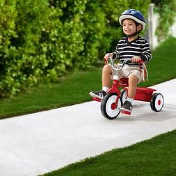 bike toddler kids tricycle outdoor velocipede foldable