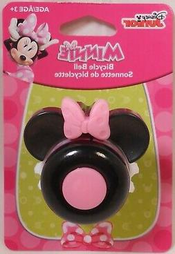 Bell Sports Black and Pink Minnie Mouse Girls Safety Bell