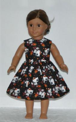Black Tricycle Kiss Doll Dress Clothes Fits American Girl Do