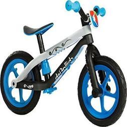 Chillafish BMXie-RS: BMX Balance Bike with Airless RubberSki