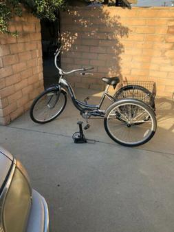 Brand New Schwinn Grey Adult Tricycle