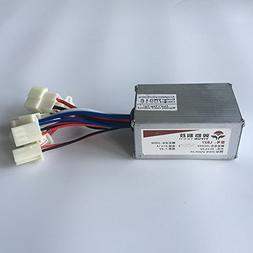 CHI YUAN 24V 250W Brush Motor Controller LB27 for Electric T