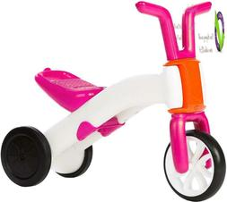 Chillafish Bunzi: 2-In-1 Gradual Balance Bike & Tricycle, Pi