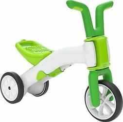 Chillafish Bunzi: 2-in-1 Gradual Balance Bike & Tricycle, Wh