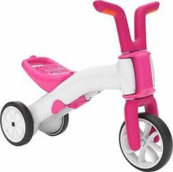 Chillafish Bunzi: 2-in-1 Gradual Balance Bike & Tricycle