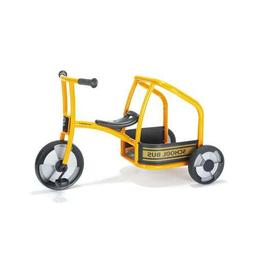 Carry-All School Bus - Kids Tricycle that Carrys a Passenger