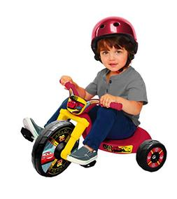 """Disney Cars 10"""" Fly Wheels Junior Cruiser Ride-on, Ages 2-4,"""