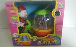Cartoon Tricycle Toy........with Clown Rider