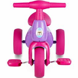 Children Toddler Tricycle Balance Bike Scooter Kids Riding T