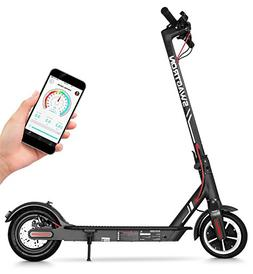 """SWAGTRON City Commuter Electric Scooter, 18mph on 8.5"""" Run"""