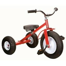 classic all terrain kids tricycle bike red