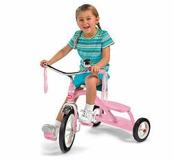 Radio Flyer Classic Pink Dual Deck Tricycle, Model #33P