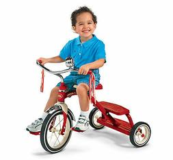Radio Flyer Classic Red Dual Deck Tricycle, Model #33
