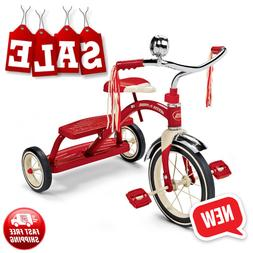Radio Flyer 12 Inch Classic Red Tricycle Kids Bike Bicycle O