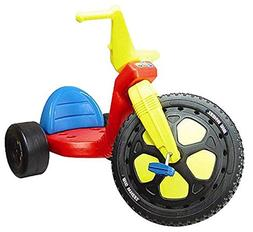 The Original CLASSIC Big Wheel 16 Inch Tricycle - Made In US