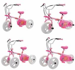 Girls Convertible Bike Bicycle Trike Tricycle Quad 2 3 4 Whe