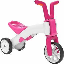 Chillafish Bunzi Childrens Gradual Balance 2 in 1 Tricycle B