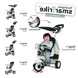 smarTrike Dazzle 5-in-1 Baby Trike Light-Weight 14 pounds Wi