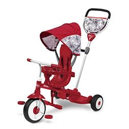 Radio Flyer Deluxe Ride and Stand Stroll 'N Trike 2 Riders 4
