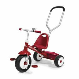 Radio Flyer Deluxe Steer and Stroll Kids Outdoor Recreation