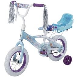 Huffy Disney Kids Pedal Tricycle Frozen Girls Fun Sleigh Car