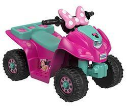 Power Wheels Lil' Quad Featuring Disney Minnie, Mouse