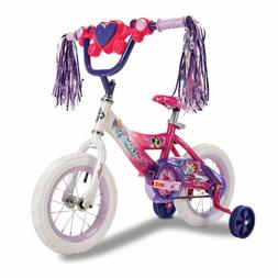 Huffy Disney Princess Girl's Bike 12 inch, Pink NEW