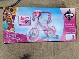 Huffy Disney Princess Girl's Bikes 16 inch Carriage NEW