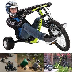Downhill Drift Trike Tricycle 3 Wheel Fat Tire Racing Bike G