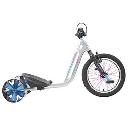 Triad Drift Trike Countermeasure 2 Silver/Teal for 7 yrs & u