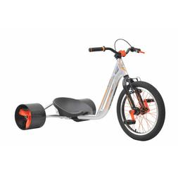 "Triad Drift Trike Countermeasure 2 Youth Tricycle w/ 18"" Whe"