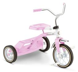 Roadmaster Dual Deck Tricycle Pink